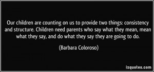More Barbara Coloroso Quotes