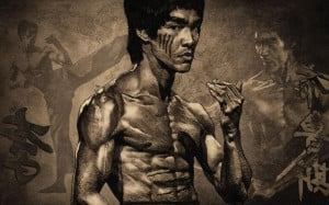 Download Bruce Lee wallpaper