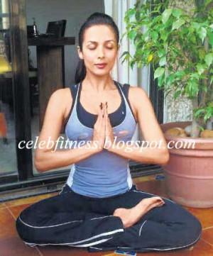 Malaika Arora Khan Meditates and Does Yoga Thrice a Week