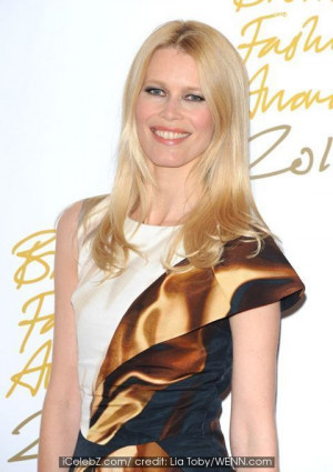 The British Fashion Awards held at the Savoy - Arrivals
