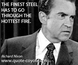 Richard Nixon Famous Quotes