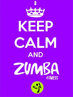 Keep Calm And Love Zumba