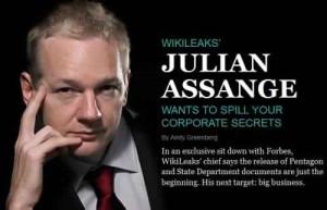 Les révélations de Wikileaks ont toujours été le vent qui ...