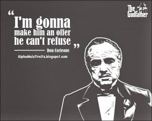 Alpha Male Quote 26 :
