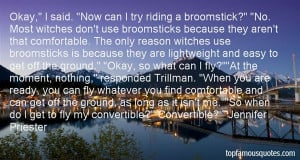 Quotes About Witches Brooms Pictures