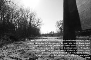 Jakes' quote