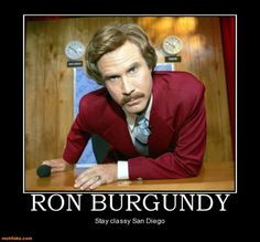 anchorman quotes - Google Search More