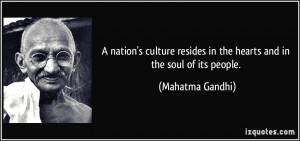 More Mahatma Gandhi Quotes