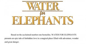 Robert Pattinson quotes and more from the Water For Elephants ...