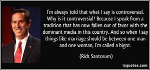 More Rick Santorum Quotes