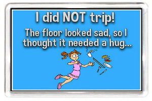 FRIDGE-MAGNET-Quotes-Saying-Collectors-Gift-Present-Novelty-Funny-Trip ...