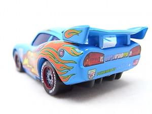 CARS 2 - Lightning McQueen Blue