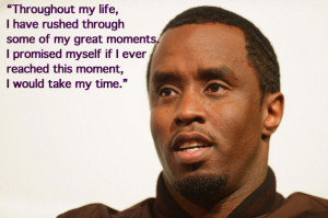 Happy Birthday Diddy! 10 of the Most Inspiration Diddy Quotes