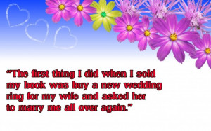 SWEET WEDDING QUOTES