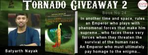 Tornado Giveaway 2: Book No. 24: THE EMPEROR'S RIDDLES by Satyarth ...