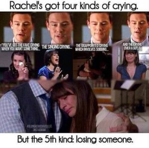 Rachel's Five Kinds of Crying