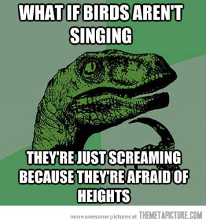 Funny photos funny green dinosaur questions meme