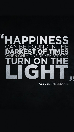Harry Potter Quotes IPhone Wallpaper (1)
