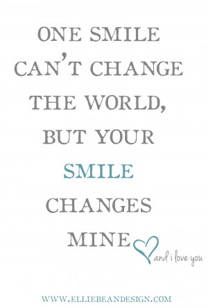 Your Smile} Quote…free download