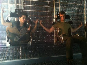 The Hunger Games THG Marvel Jack Quaid District 1 district 4 tara ...
