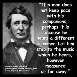 Wise wisdom cute quotes and sayings music henry david thoreau