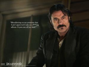 Deadwood Al Swearengen