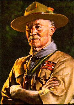 Lord Robert Baden-Powell