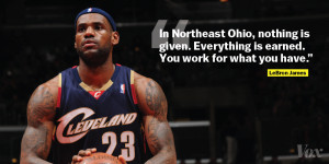 Lebron's Vision For The '14-'15 Cleveland Cavaliers (Video)