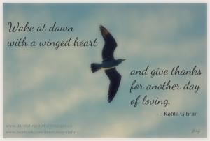 Kahlil Gibran Quotes Wallpaper