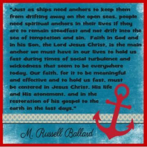 anchors sayings quotes girls camps anchors handouts handouts quotes ...
