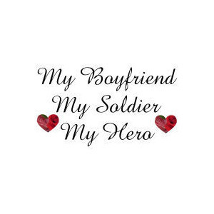 National Guard Girlfriend : Supporting our Troops with Love : CafePres ...