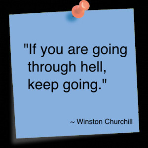 Heaven and Hell Quotes
