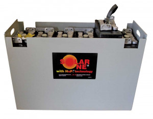 High Capacity Battery Bank