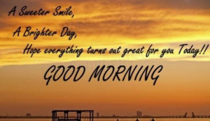 Good Morning Pictures Sms