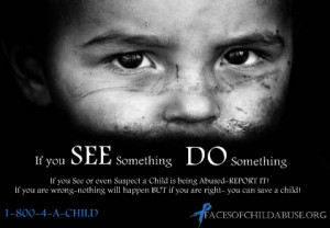 Laws prevent public exposure of the details and horror of child abuse ...
