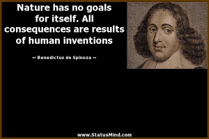 ... of human inventions - Benedictus de Spinoza Quotes - StatusMind.com