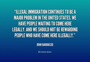 Illegal Immigration Quotes