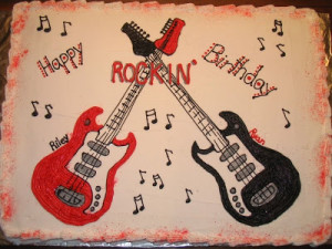 Happy Birthday Rock And Roll