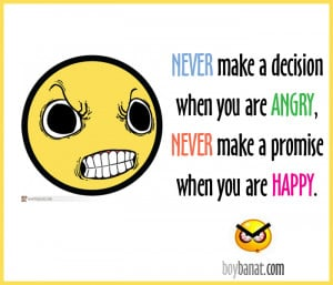 Anger Quotes and Angry Sayings