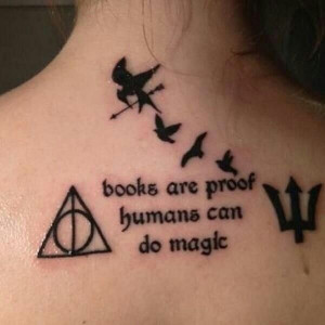 tattoo tattoo ideas the hunger games percyjackson harrypotter quote ...