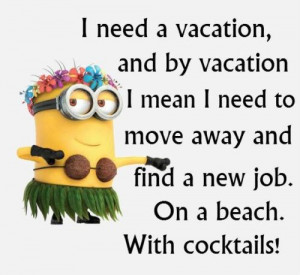 Funny Quotes – Minion