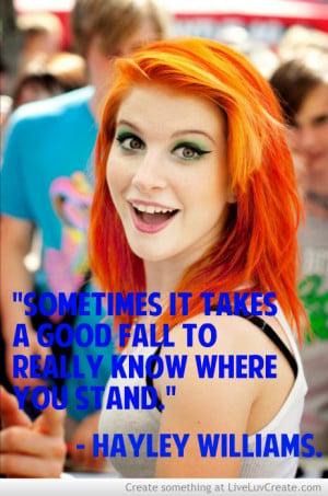 Hayley Williams Quote