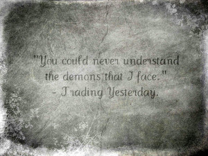 Back > Quotes For > Inner Demon Quotes Tumblr