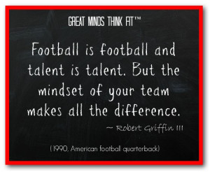 Football Wisdom for Inspiration and Team Motivation