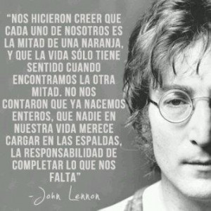 Thanks John Lennon