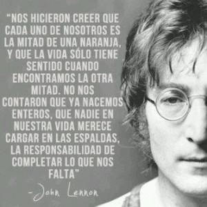 Thanks John Lennon