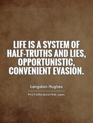 Lie Quotes Langston Hughes Quotes