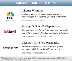 ... .com: SquareTrade One-Year Open-Box Electronics Extended Warranty