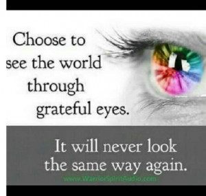 ... Inspiration Quotes, Grateful Eye, Gratitude Quotes, The World, Eyes