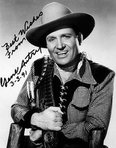 Gene Autry Tipped Stetson